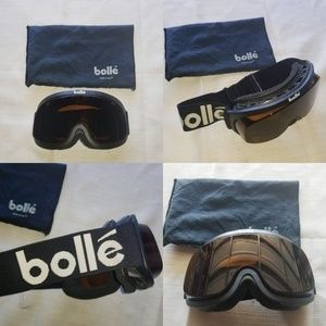 Bolle X500 Attacker Tactical Googles Snowboarding